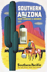 1930s Southern Pacific Arizona Rail Travel Poster