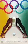 1972 Olympische Spiele Munchen - Munich Summer Olympics