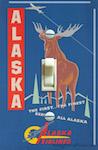 Alaska Moose - Alaska Airlines