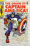 Captain America  No. 109  1968