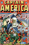 Captain America No. 22  1943