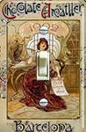 Chocolate Amatller Barcalona 1902