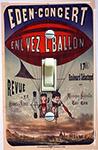 Eden Concert enl'vez'Ballon