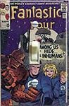 Fantastic Four #45  1961