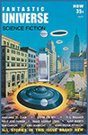 Fantastic Universe Science Mag  July 1954