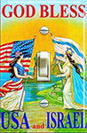 God Bless USA & Israel