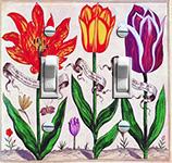 Livres de Fleurs - Tulips (2)