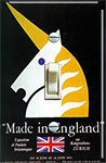 Made in England Unicorn