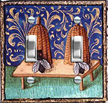 Medieval Two Bee Hives