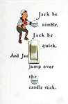 Mother Goose Jack Be Nimble