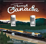 Mountain Train Canada
