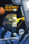 MARS Some User Assembly Required NASA Retro Poster