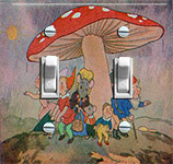 Story Book Mushroom