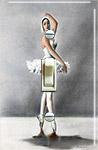Vintage Ballet Solo