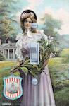 Women of Virginia Postcard