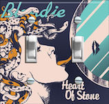 Blondie Heart of Stone Album Cover