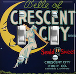 Crescent City  Fruit Co.