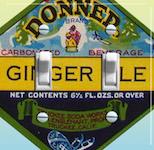 Donner Brand Ginger Ale