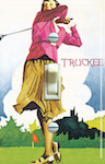 Truckee Golf Gal