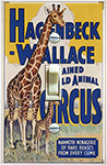 Hagenbeck Wallace Trained Wild Animal Circus