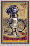 Xenomorph Matchbook