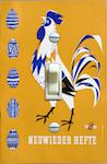 1955 Neuwieder Hefte Magazine Cover
