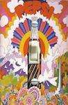 1960's Pepsi Advertising Poster