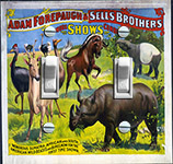 Adam Forepaugh & Sell Brothers Shows