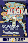 Alaska Vacationland  - Alaska Airlines