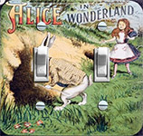 Alice in Wonderland White Rabbit