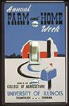 Annual Farm & Home Week 1941