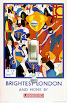 Brightest London by Underground
