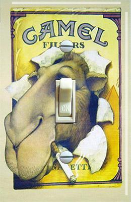 CAMEL Filters Advertising