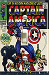 Captain America #100  1968
