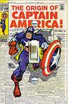 Captain America  No. 109  1968