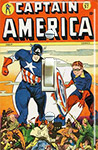 Captain America  No. 57  1941