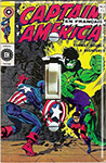 Captain America en Francias Hulk  1968