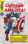 Captaine America en Francias  1968