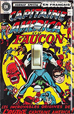 Captaine America et le Faucon  No. 13   1974