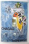 Cielbleu by Chagall