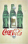 Coca Cola Green Bottles