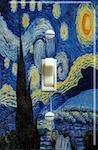 De sterrennacht (The Starry Night) – Vincent Van Gogh
