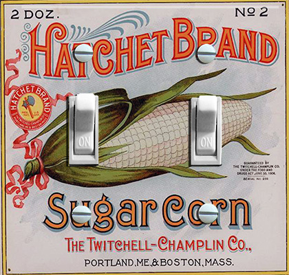 Hatchet Sugar Corn