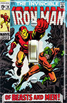 Iron Man  No. 16  1969