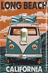 Long Beach CA  Volkswagen Van