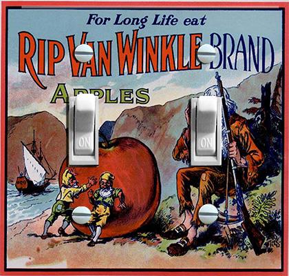 Rip VanWinkle Apples