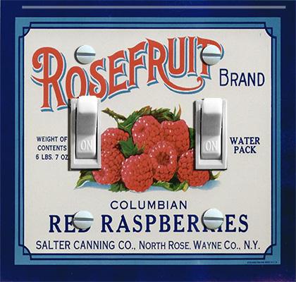 Rosefruit Raspberries