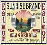 Sunrise Brand Cranberries