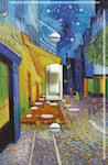 "Van Gogh  ""Cafe"""