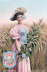 Women of South Dakota Postcard